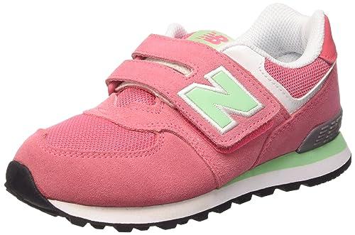 new balance bambini 33 rosa