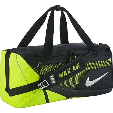... cheap nike vapor max air 2.0 medium duffel bag medium black volt  metallic 6cd79 10b93 ... 23667d21a0