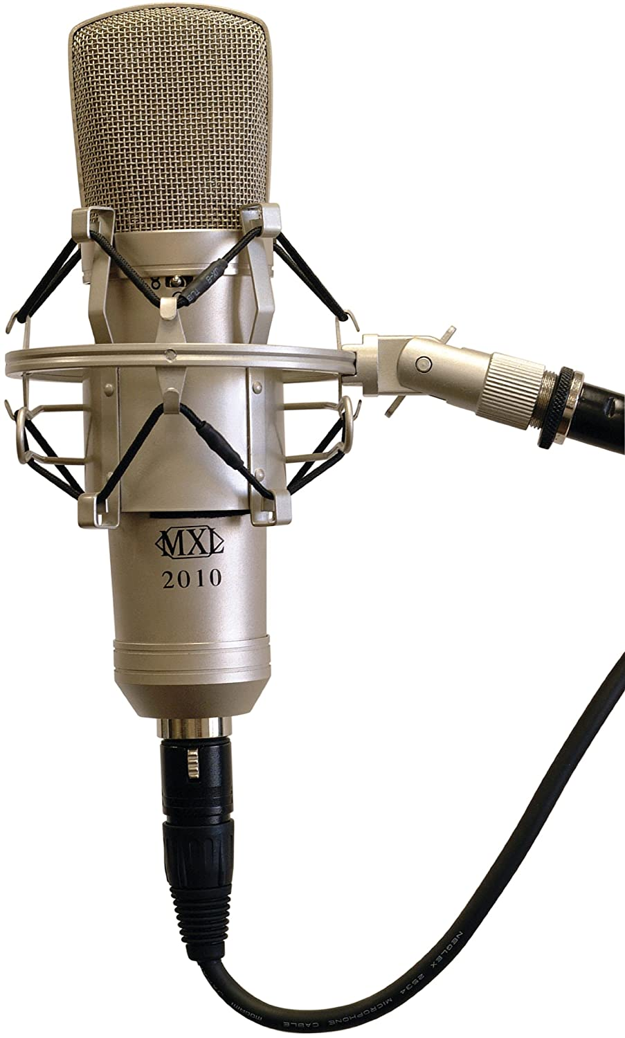 Amazon.com: MXL 2010 Multi-Pattern Studio Microphone with High ...