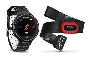 eb833f49f93 Relógio GPS Garmin Forerunner 630 Preto Monitor Cardíaco  Amazon.com ...