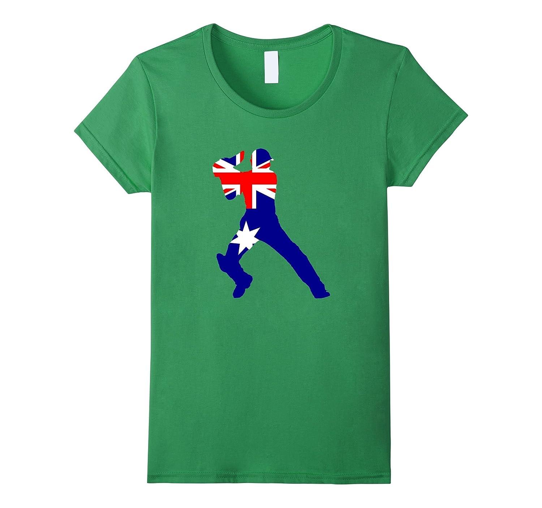 Mens Australian Cricket Jersey Shirt-Awarplus