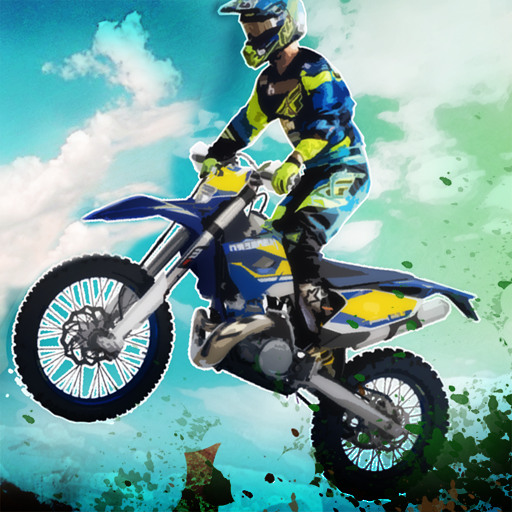 Sportsman Race (Crazy Motocross Bike Racing : The angry speed boost incredible race - Free Edition)