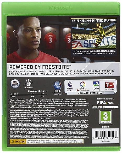 FIFA 17: playstation 4: Amazon.es: Videojuegos