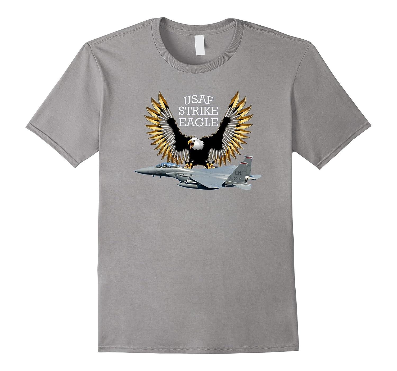 AIR FORCE F-15 STRIKE EAGLE T-SHIRT