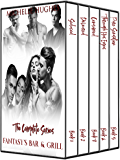 Fantasy's Bar & Grill - Complete Series: Reverse Harem Romance (Fantasy's Bar & Grill Book Book 7)