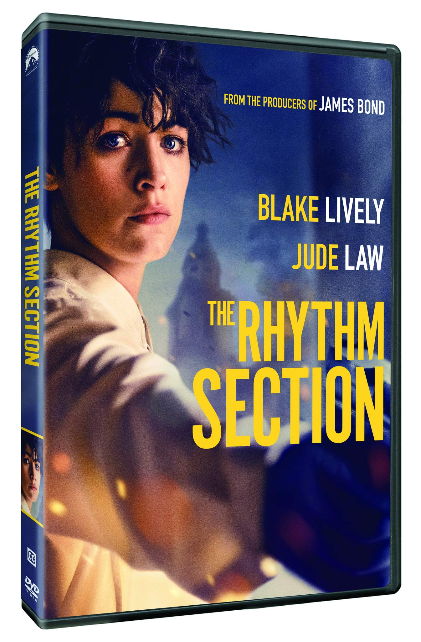 Book Cover: The Rhythm Section