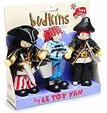 Le Toy Van - BK909 - Figurine - Les Pirates