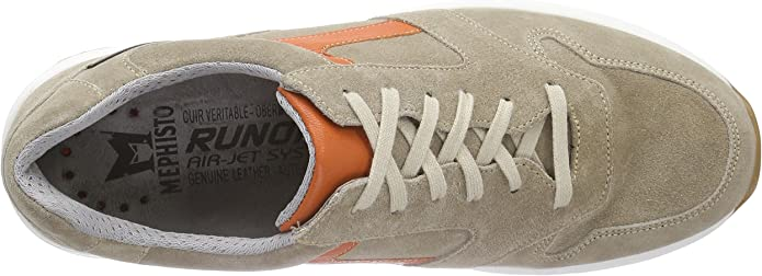 Mephisto, Trail, Homme Lacets Or UK7: : Chaussures