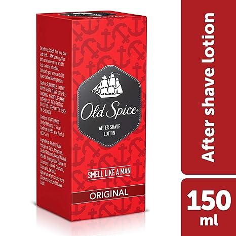 Old Spice After Shave Lotion/Splash Original - 150 ml