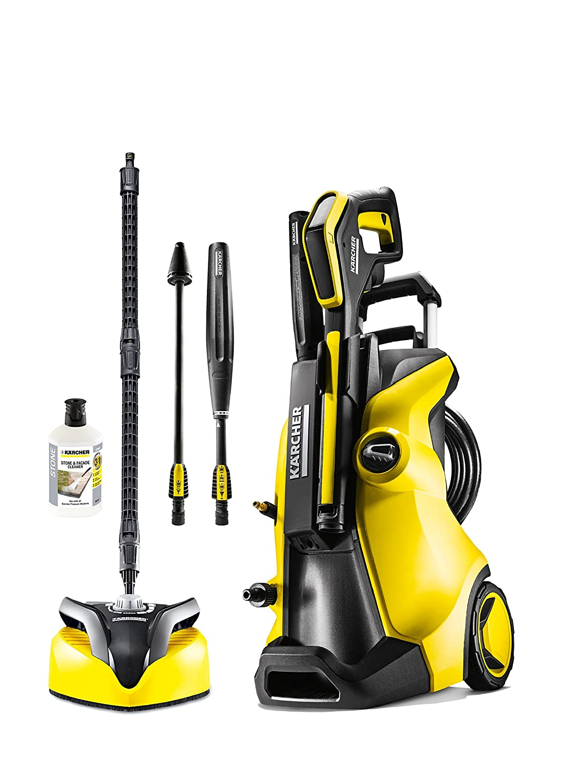karcher k rcher k5 full control home pressure washer patio. Black Bedroom Furniture Sets. Home Design Ideas
