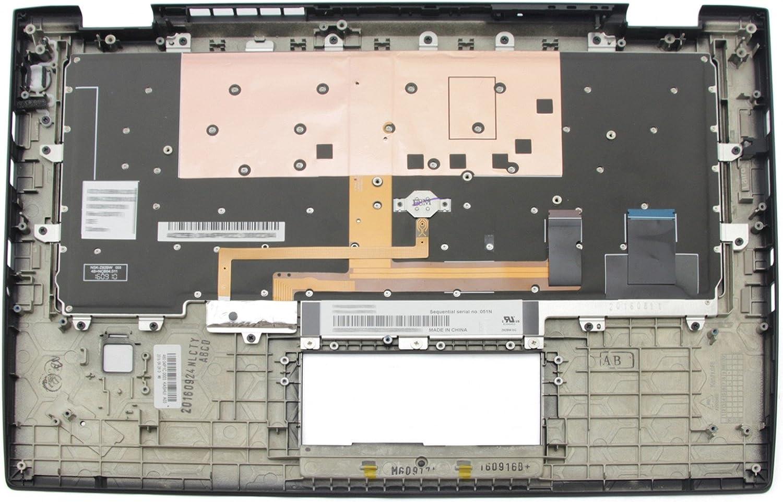 Topcase DE Lenovo 01AV202 Original Tastatur inkl schwarz//schwarz mit Backlight und Mouse-Stick deutsch