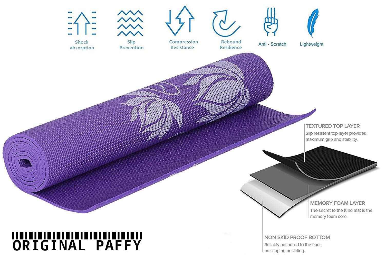 Paffy Yoga Mat