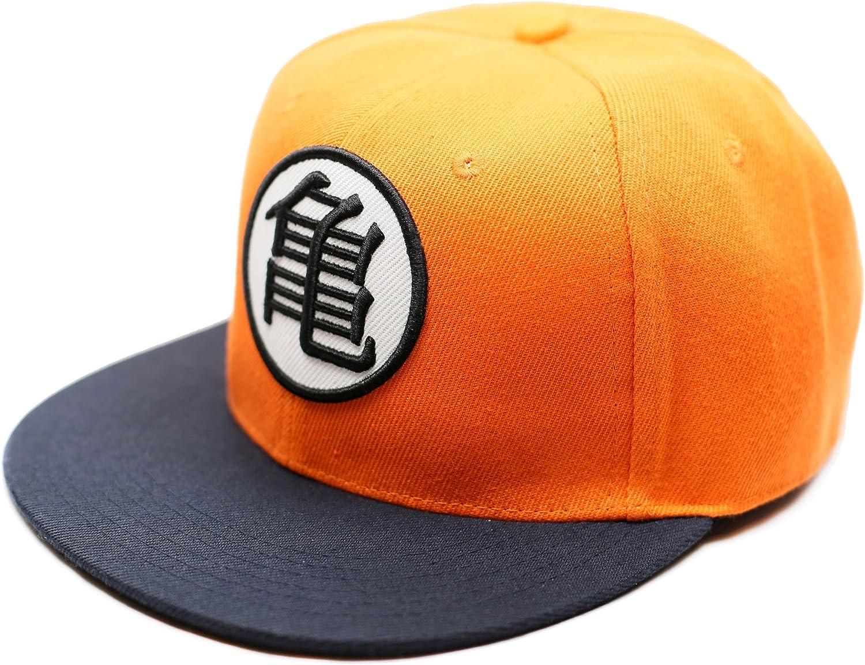 Brand New Dragon Ball Z Super Saiyan SnapBack Hat One Size Fits All