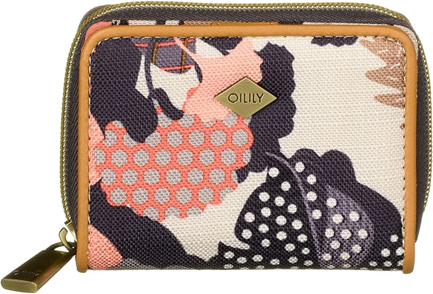 a37a58e326d Oilily Botanic Pop XS Wallet Charcoal - Amazon Đức | Fado.vn