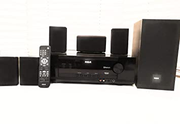 RCA Bluetooth Home Theater System Walmart t Home