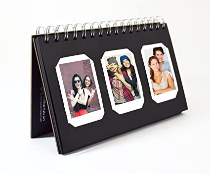 Amazon.com: Golden State Art Instax Frames Collection, Black Photo ...