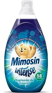 Mimosín Intense Explosión de Frescor Suavizante Concentrado para 58 lavados - 1 Botella
