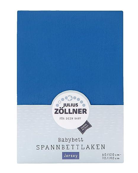 Julius Zöllner Spannbetttuch Jersey 60x120 bis 70x140 cm