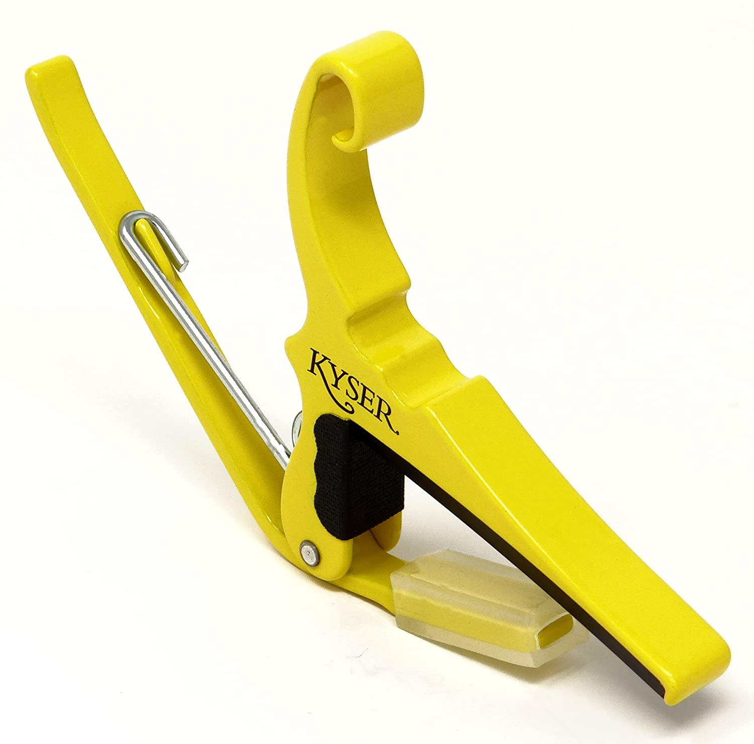 Ruby Red Kyser Quick-Change Capo for 6-string acoustic guitars