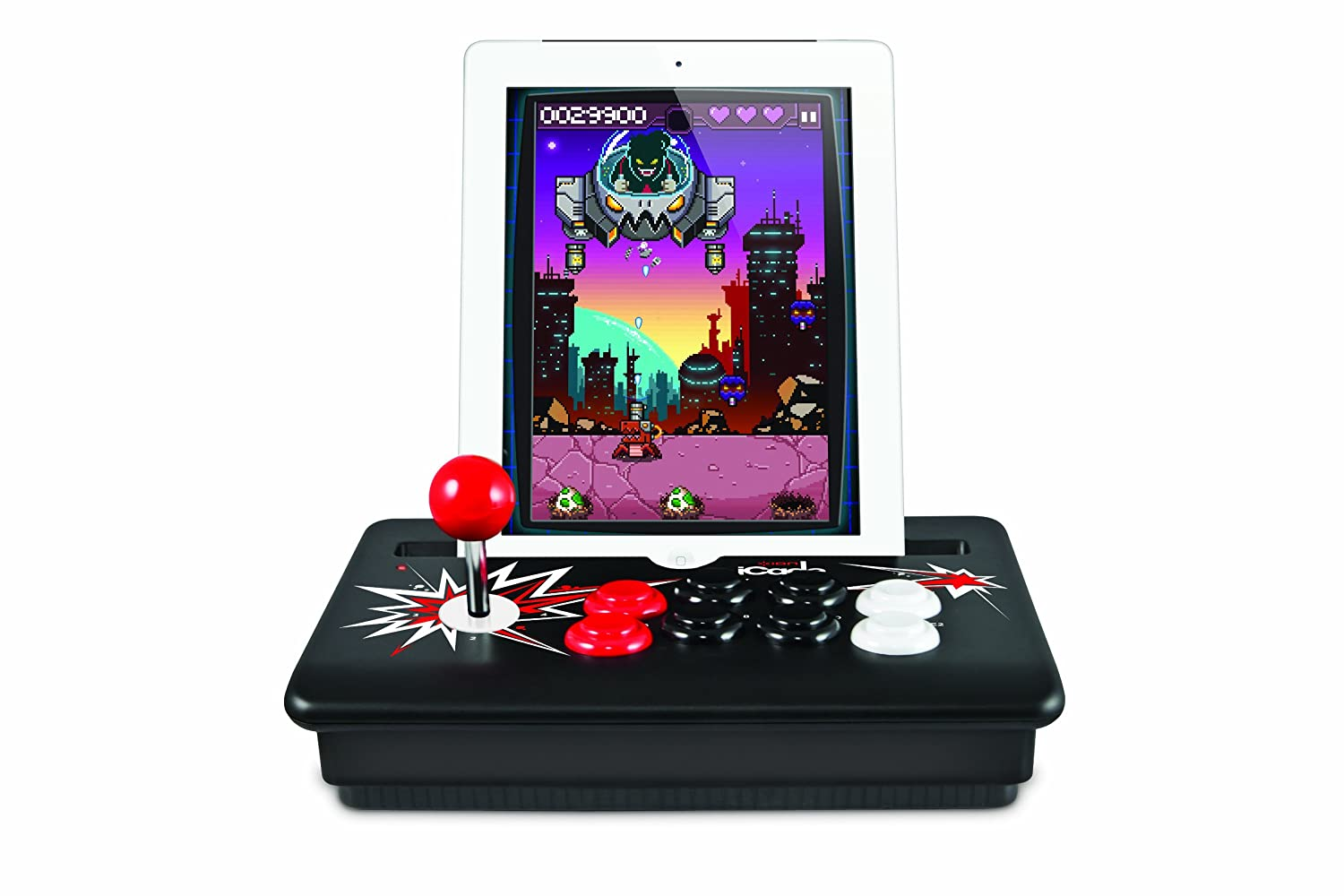 Amazon.com: Ion iCade Core Arcade Game Controller for iPad and ...