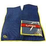 Club Glove Microfiber Caddy Golf Towel Set Golf Towel with pocket towel Golf Towel/Cloth