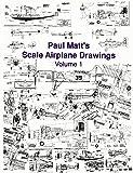 Scale Airplane Drawings, Vol. 1