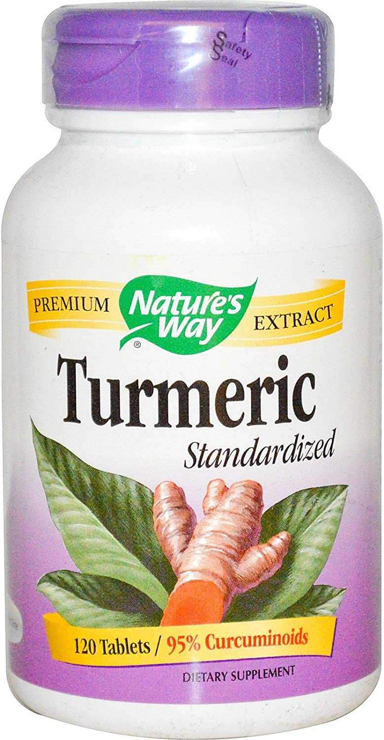 Nature s Way Turmeric 240