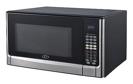 Amazoncom Oster Ogyz1604vs 1100w Invertersensor Microwave Oven