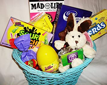 Amazon ieaster fun easter gift basket tween boy ages ages ieaster fun easter gift basket tween boy ages ages 10 to 13 years old negle Images