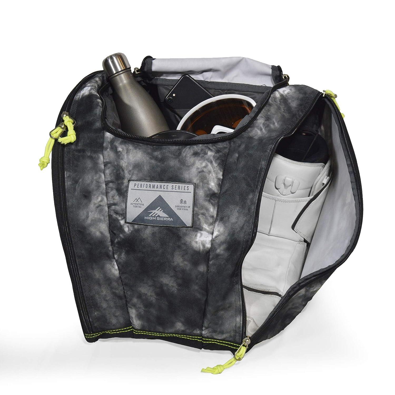 231465abc0 Amazon.com   High Sierra Ski Boot Trapezoid Boot Bag