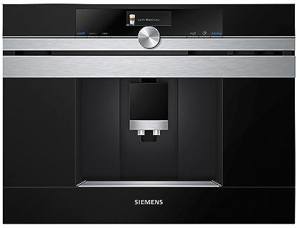 Siemens Ct636les1 Iq700 Einbau Kaffeemaschine Sensoflow System