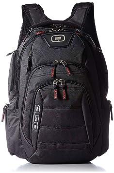 Ogio 111071.317 Renegade RSS Day Pack, Large (Black Pindot) Hiking Daypacks at amazon