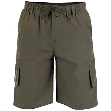 dbc90ce8d0 Big King Size Mens Elasticated Waist Cargo Shorts Duke D555 Casual Combats:  Amazon.co.uk: Clothing