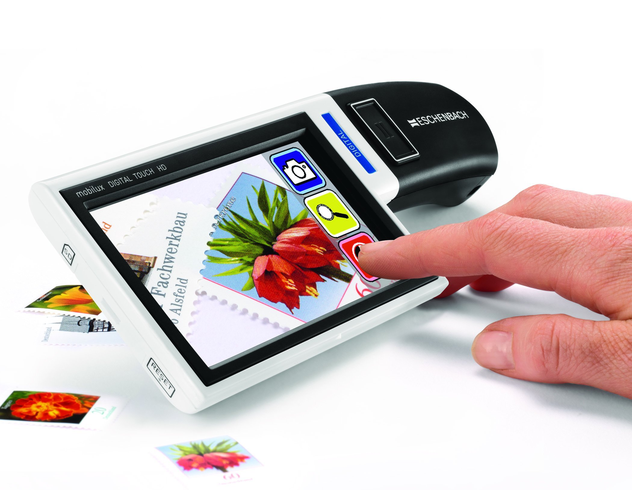 Mobilux Digital Touch HD