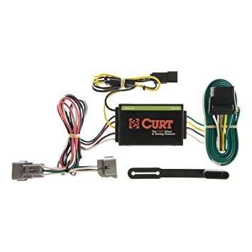 curt manufacturing 55260 trailer connectorCustom Fit Vehicle Wiring For 1998 Jeep Cherokee Tow Ready 118354 #13