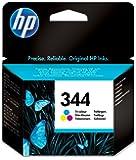HP 344 - Cartucho de tinta para HP Deskjet 6540, amarillo, cian, magenta