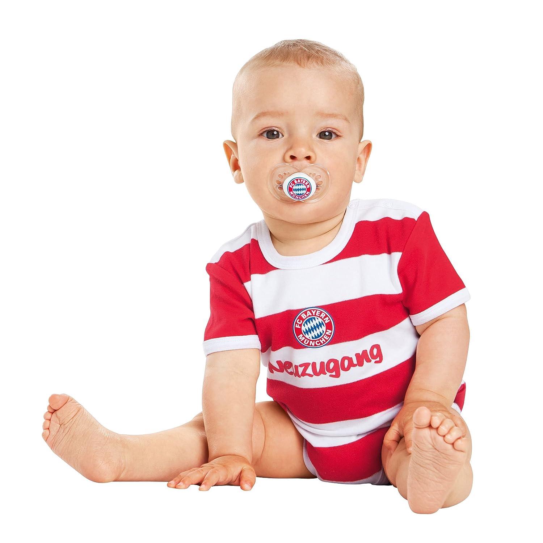 FC Bayern München Baby Boys Bodysuit Red red white 80 cm Amazon