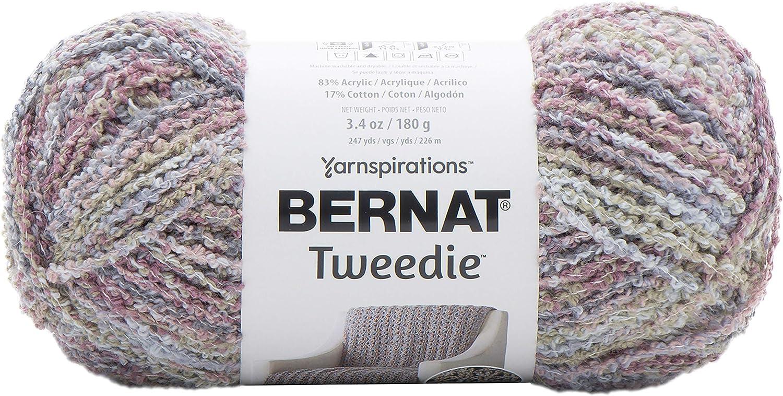Bernat Tweedie Yarn, Garden Wall