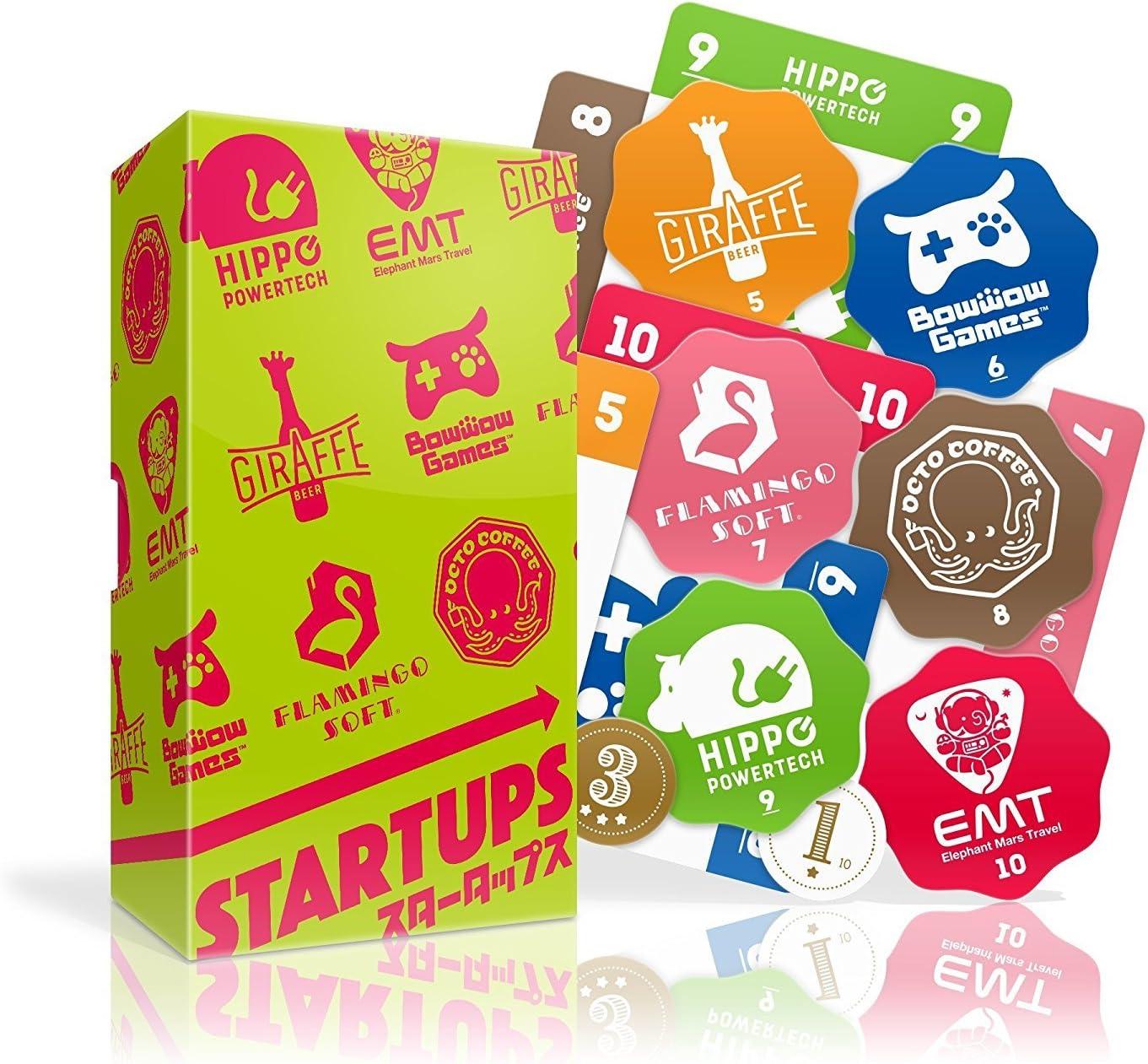 Oink Games Startups - juego de mesa en castellano: Amazon.es ...
