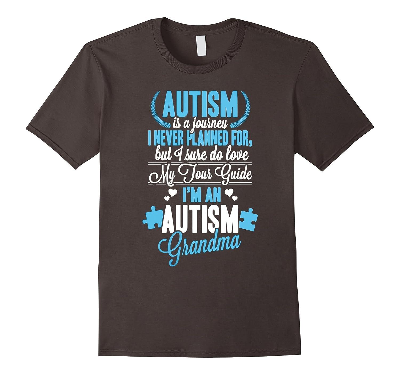 Im An Autism Grandma TShirt-RT