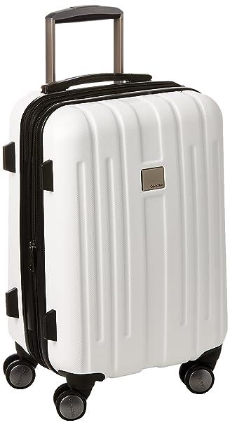 "252442257 Calvin Klein Cortlandt 3.0 20"" Upright Carry-on Suitcase, ..."