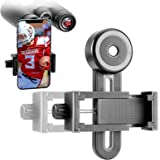 Universal Phone Mount for Binoculars Universal Phone Adapter for Binoculars Monocular Spotting Scopes Telescopes