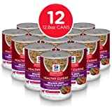 Hill's Science Diet Wet Dog Food, Healthy Cuisine, 12.5 oz Cans, 12 Pack
