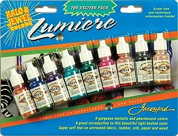 Jacquard Lumiere Exciter Pack  5oz 9/Pkg