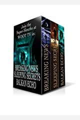 Super-Sleuths of WOOT TV: A Trilogy Kindle Edition