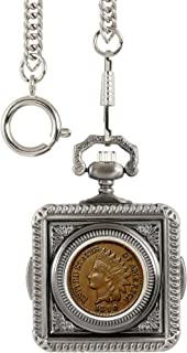 product image for 1800's Indian Penny Pocket Watch