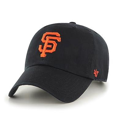 47 MLB San Francisco Giants Clean Up Baseball Cap 357051497c0