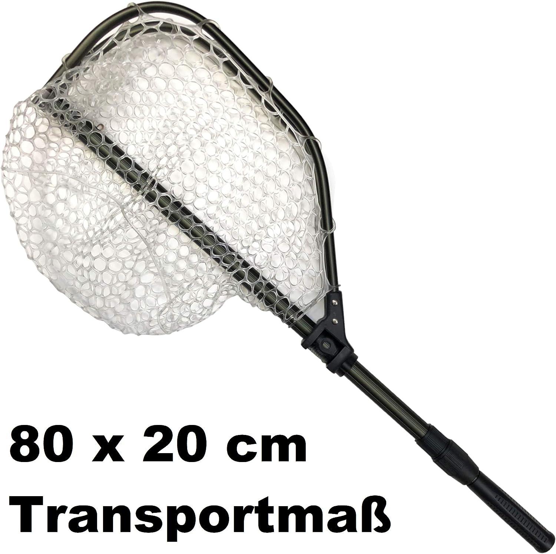 Paladin Watkescher PVC Netz 43x35x30cm mit Magnethalter und Karabiner