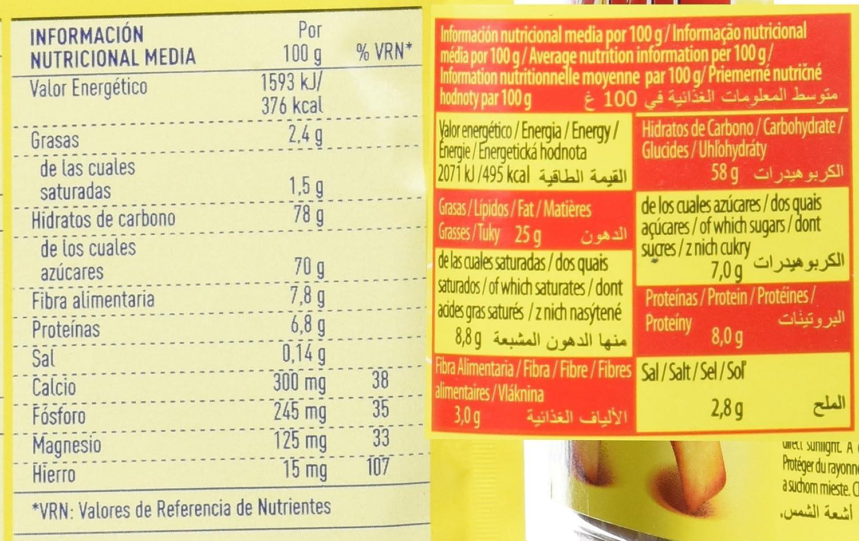Cola Cao Desayunos con Vitaminas y Minerales - 50 sobres: Amazon.es: Amazon Pantry