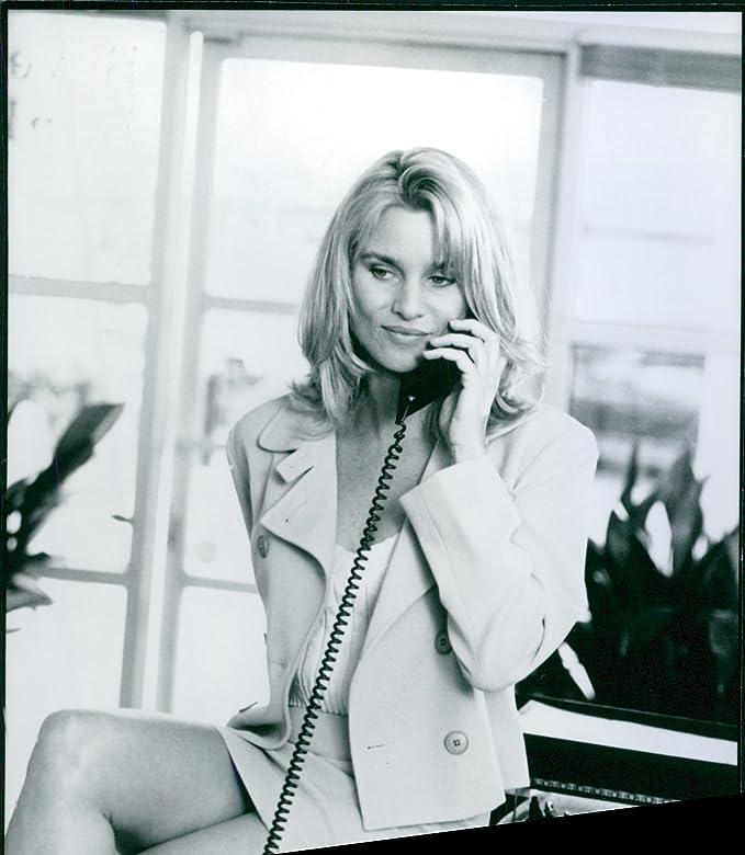 Vintage photo de Nicollette Sheridan en la película de ...